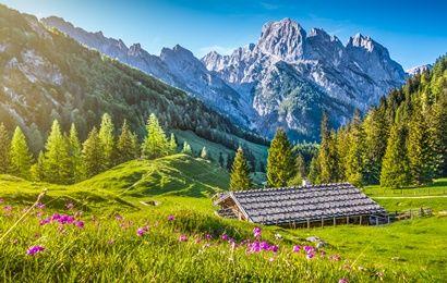 Urlop w górach w Peschiera del Garda