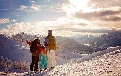 Urlop na nartach w środkowej Szwecji